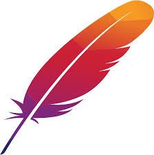 apacheの羽根マーク