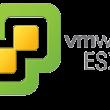 vmware esxi のロゴ